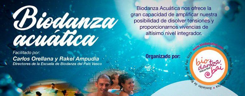 Taller de Biodanza Acuática (23 Noviembre)