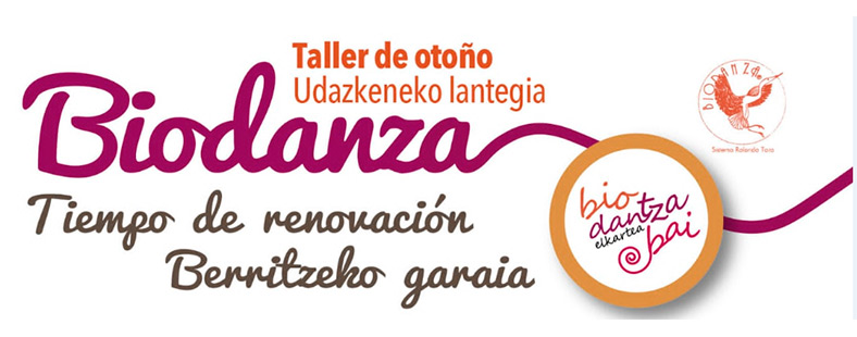 Biodanza Tiempo de Renovación (14 de Noviembre)